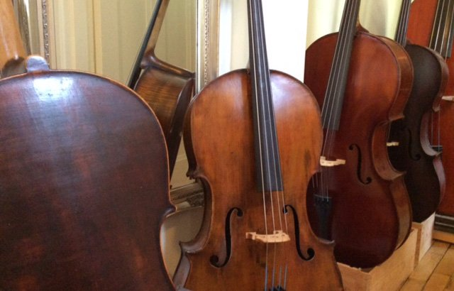 collection - the cello room