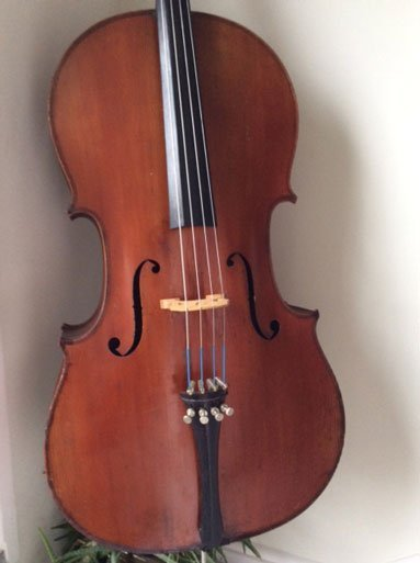 Collin Mezin 20th Century full size French Cello