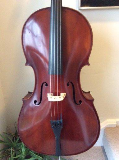 1923 H E Blondelet Cello 4/4