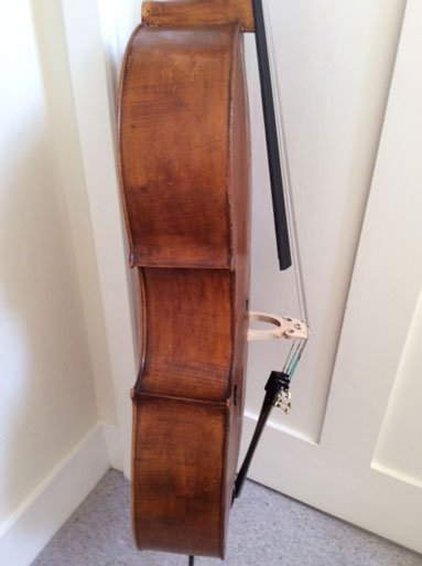 English Manchester Cello
