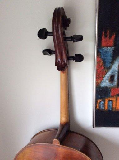 Collin Mezin 20th Century full size French Cello