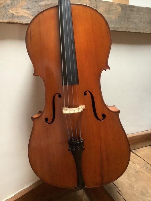 french 4/4 cello